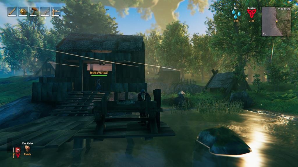 Valheim Multiplayer Base