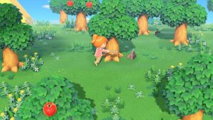 Growing Money Trees in Animal Crossing: New Horizons