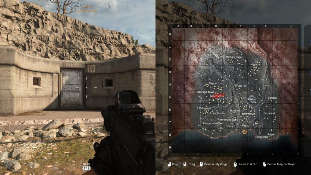 Warzone Bunker 10