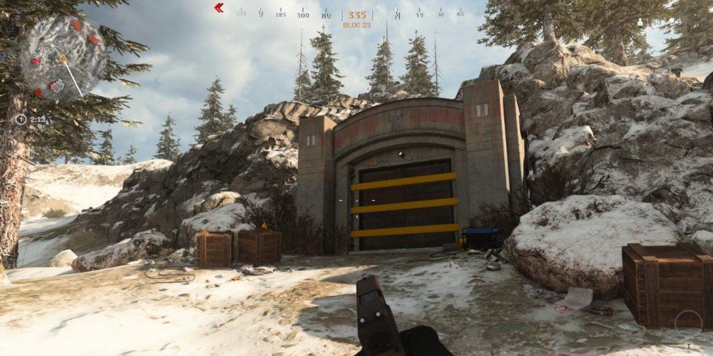 Bunker 11 Outside
