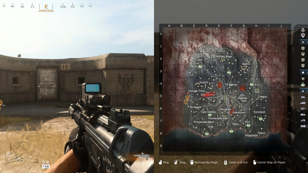 Warzone Bunker 03