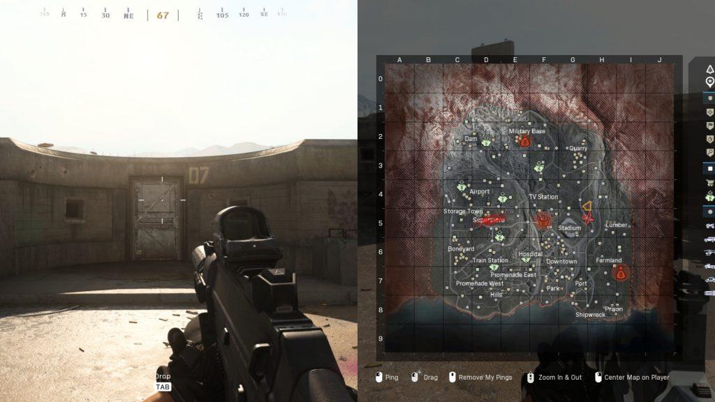 Warzone Bunker 07