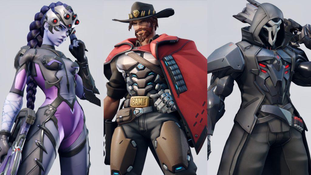 Overwatch 2 New Hero Models
