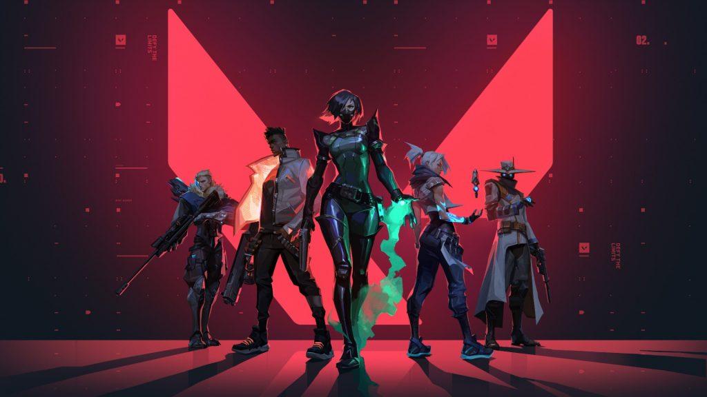 Valorant Heroes 1